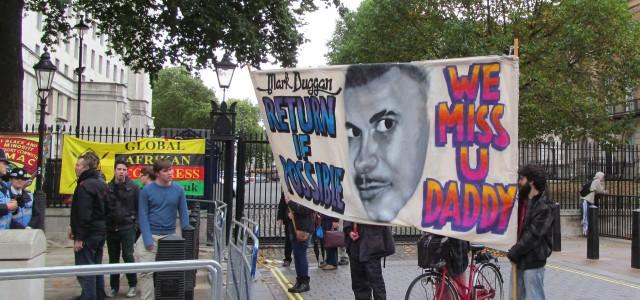 MARK DUGGAN AND BRITAIN'S POST-COLONIAL POLITICS OF DEATH