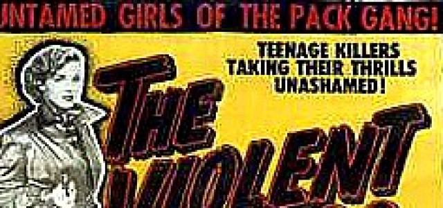 Moral Panics and Youth Crime – Where are the Girls?