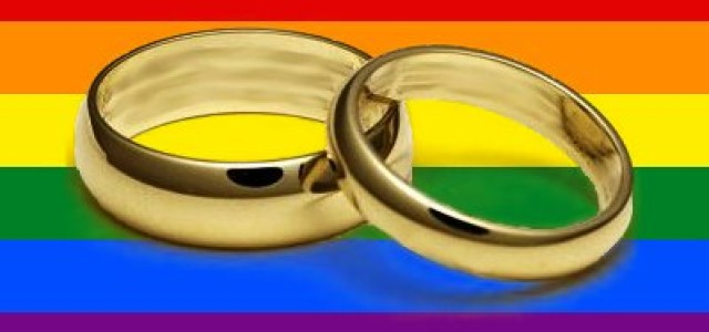 SAME-SEX MARRIAGE: TIME TO CELEBRATE?