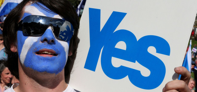 ON THE FRONTLINE: BUILDING A GROUNDSWELL FOR YES