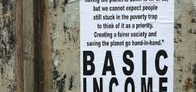 Policy Briefing: Basic Income – a benefits system for our society, today and tomorrow