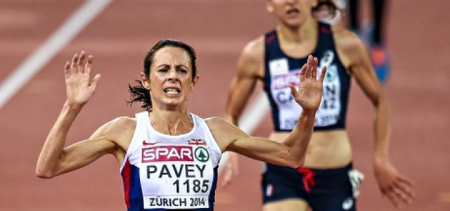 Jo Pavey wins a race: Is 40 the new 30 in athletics?