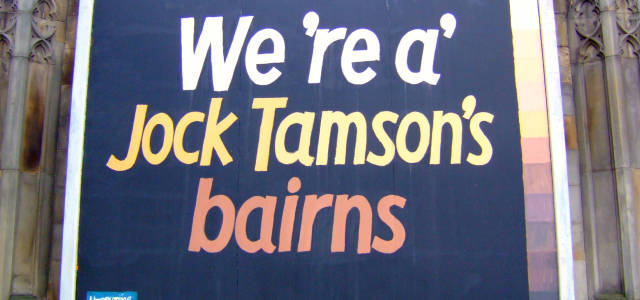 We're a' Jock Tamson's Bairns!' Race equality, migration and citizenship in Scotland and the UK