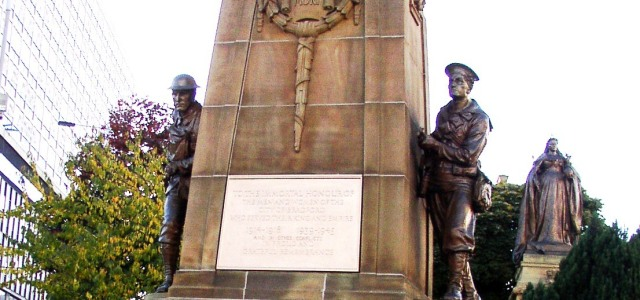 What's war remembrance really for? To remember the fallen… Or to prepare us for the next time?