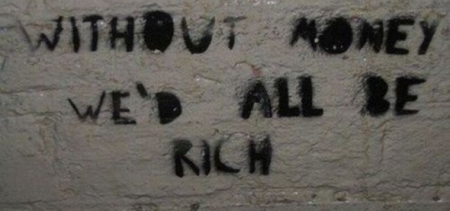 Money costs more when you're poor
