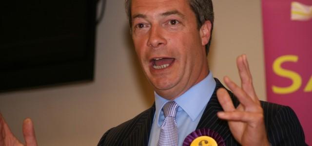 More Farage, More Immigration