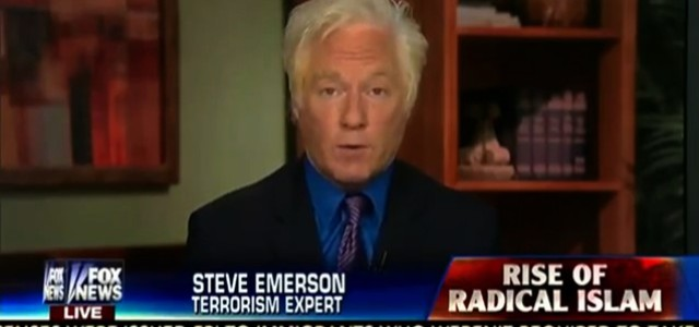 The media and 'experts' in terrorism