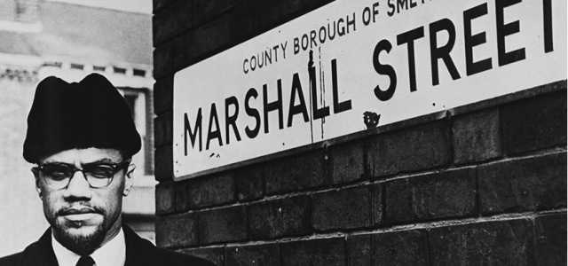 Viewpoint: Malcolm X, Smethwick and BME Politics