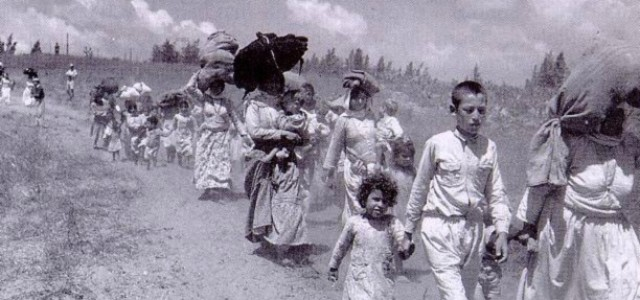 The Nakba in Israel: from contra-memory to divided memory