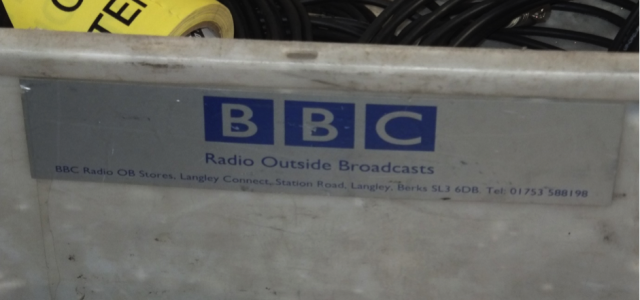 The Battle for the BBC and Struggle for Public Space