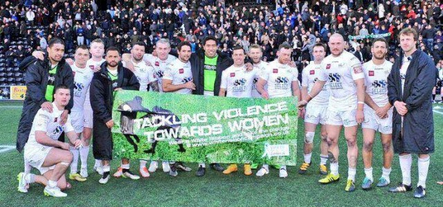 Men Challenging Male Violence Against Women