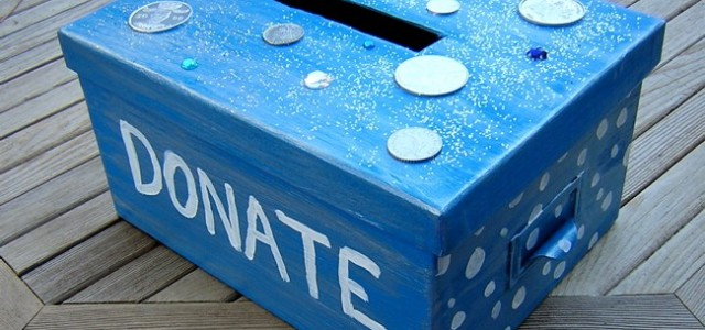 Charity under Pressure: Cash, Credibility and Consumerism