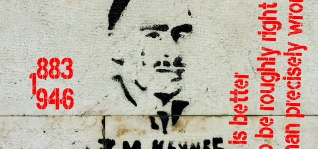 FOCUS: How the Refugees Smuggled Keynes Back from His Exile