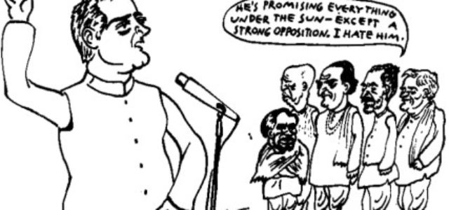VIEWPOINT: Authoritarian Populism and Parliamentary Democracy in India