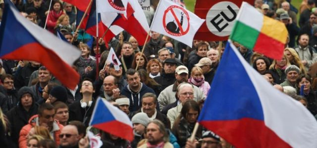 Eastern Europe is not Racist, but…