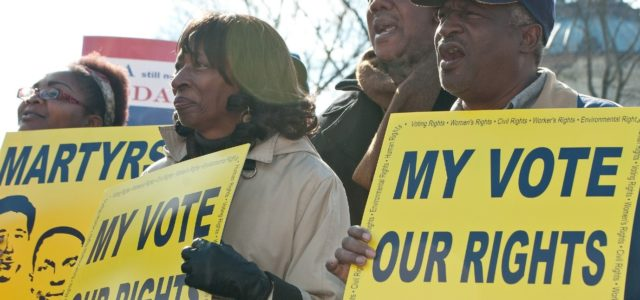 FOCUS: Racial Inequality and the Weakening of Voting Rights in America
