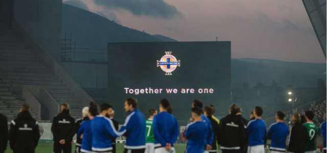 The two Irelands in the Euros: a win for peace?
