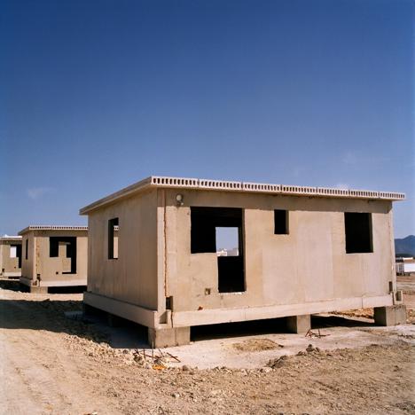 "Camposol urbanization   Murcia, Spain. (From the series ""ANONYMIZATION"".)"