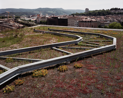 Jacob Buckhardt (looking East) Basel, Switzerland, May 2014