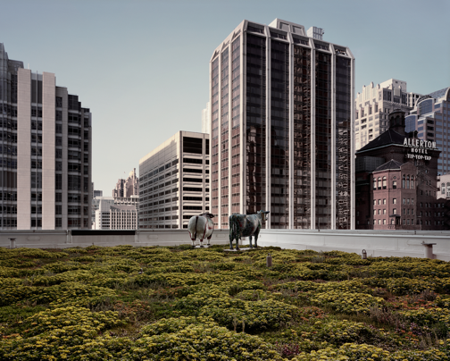 Lurie Children's Memorial Hospital (looking Southwest) Chicago IL, May 2012