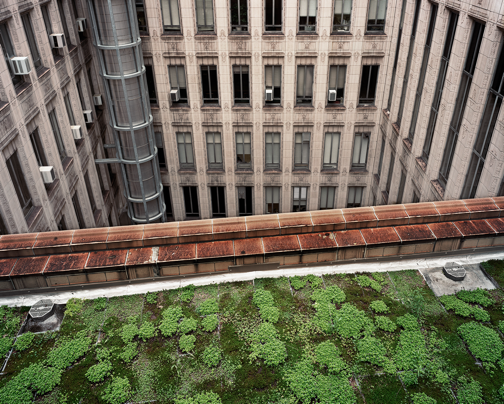 Mellon Institute (looking North), Pittsburgh PA, May 2011