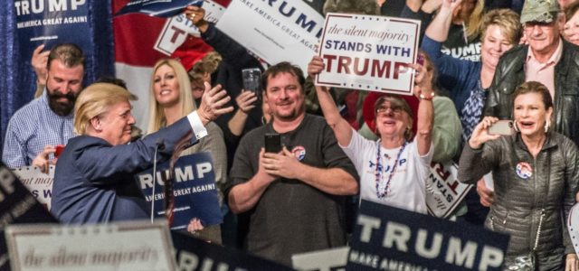 Viewpoint: The New 'New Right' – Trump's Political Earthquake
