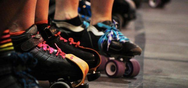 Seriousness in Women's Roller Derby
