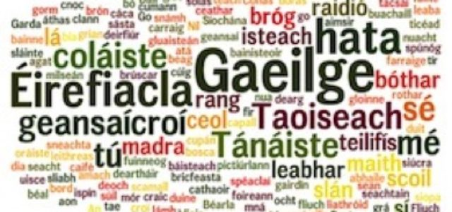 The Irish language in postcolonial perspective