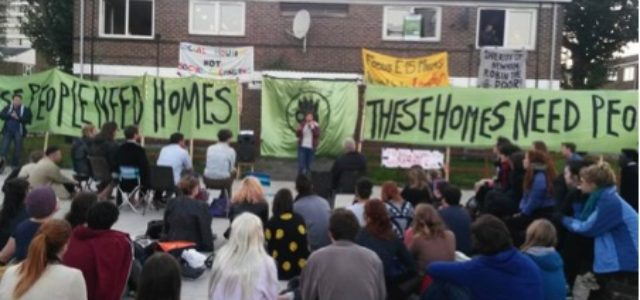 The right to adequate housing? Reflections on an avoidable tragedy
