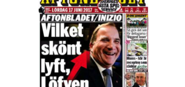 """""""Uncertainty is not favourable to anyone"""": Sweden' and Left Politics"""