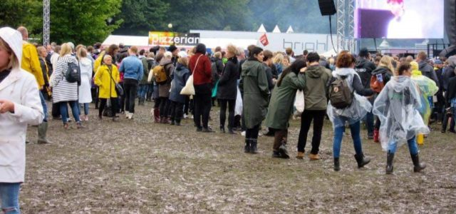 A Holiday from Hygiene: lessons for sustainable living and tourism from the British festival field