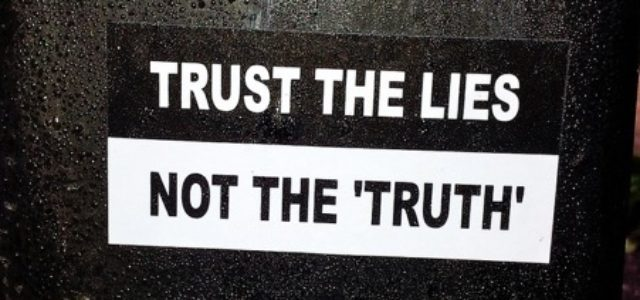 Post-truth is a Feminist Issue