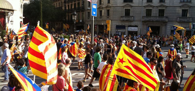 On the Front Line: The 'Catalan Problem'