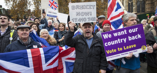 Does Brexit Mean Brexit?