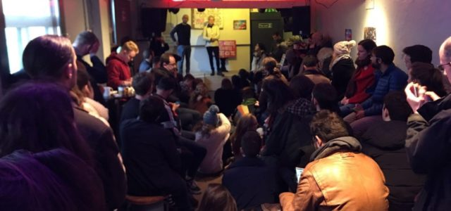 University Strikes: Reclaiming a space for emancipatory education