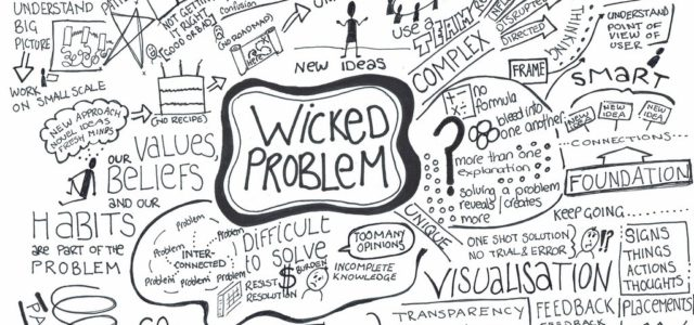 Why I am staying optimistic about the world and its wicked problems!