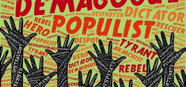 Policy and Politics: Meeting the Challenge of Populism – The Future of Governance and Public Management