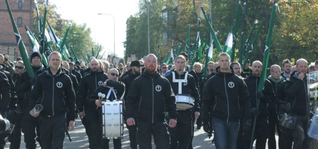 ON THE FRONTLINE: Populism and White Nationalism in Europe