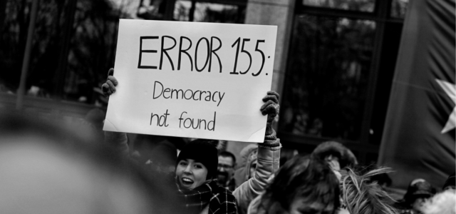 Democracy Hijacked: The Brazilian Case, a Threat to the Democratic World