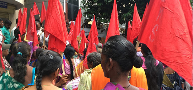 ON THE FRONTLINE: The contemporary Naxalite movement – A female perspective