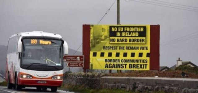 FOCUS: Brexit's Dreary Steeples