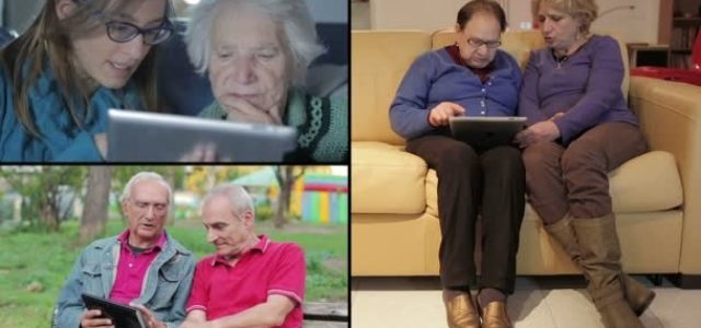 Understanding How and Why Older Adults Use Technology