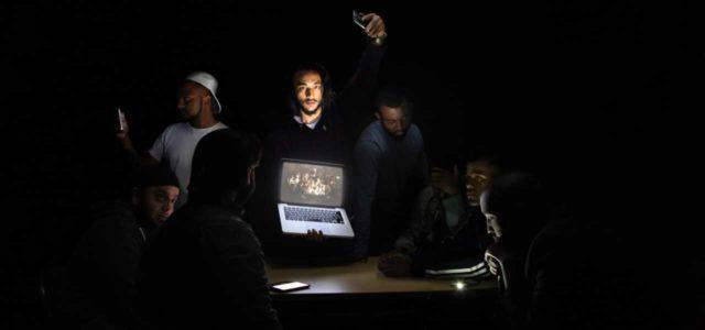 ON THE FRONTLINE: Muslim men in Prison