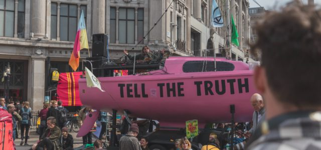 Rapid Response: More haste, less speed – Why Extinction Rebellion needs to slow down