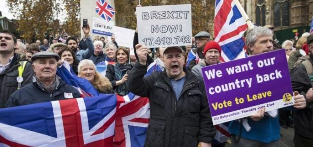 Brexit: working class revolt or middle class outlook?