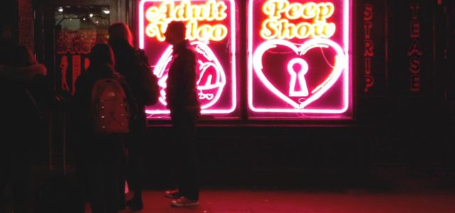 Illuminating Lightscapes in London: Mapping Hegemonic Gentrification and Neon Signs in Soho