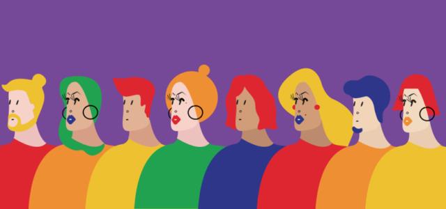 Strategic identity and self-determination within the LGBTQI+ framework