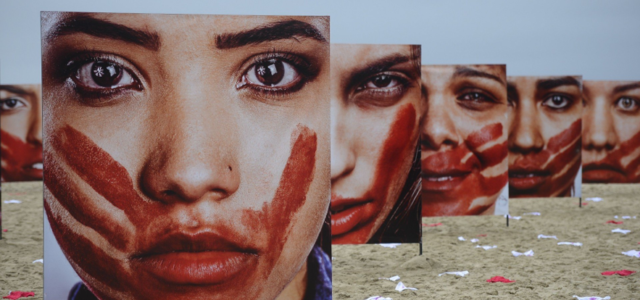 Contributions from art activism for feminist agency combatting gender violence
