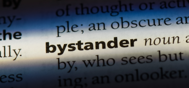 ON THE FRONTLINE: Developing Bystanders' Responses to Sexual Harassment among young people