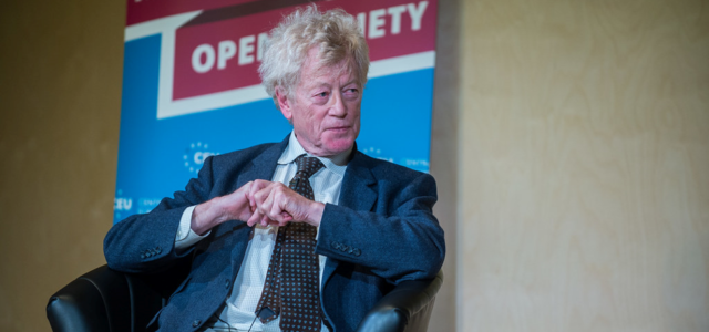 Roger Scruton Remembered: Another View